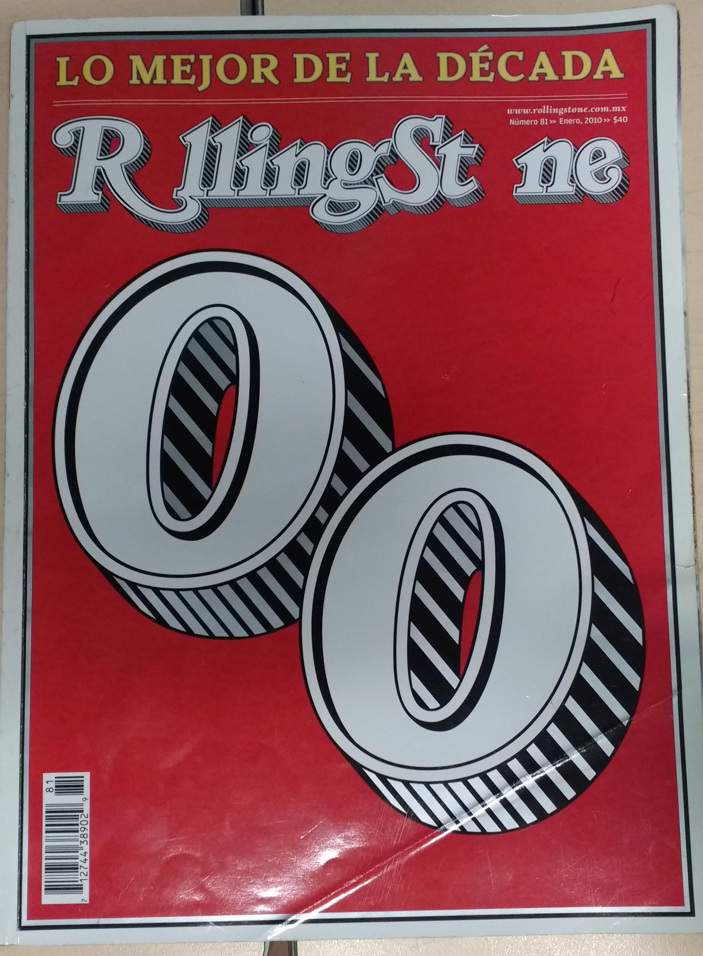 Revista Rolling Stone - Lo mejor de la década