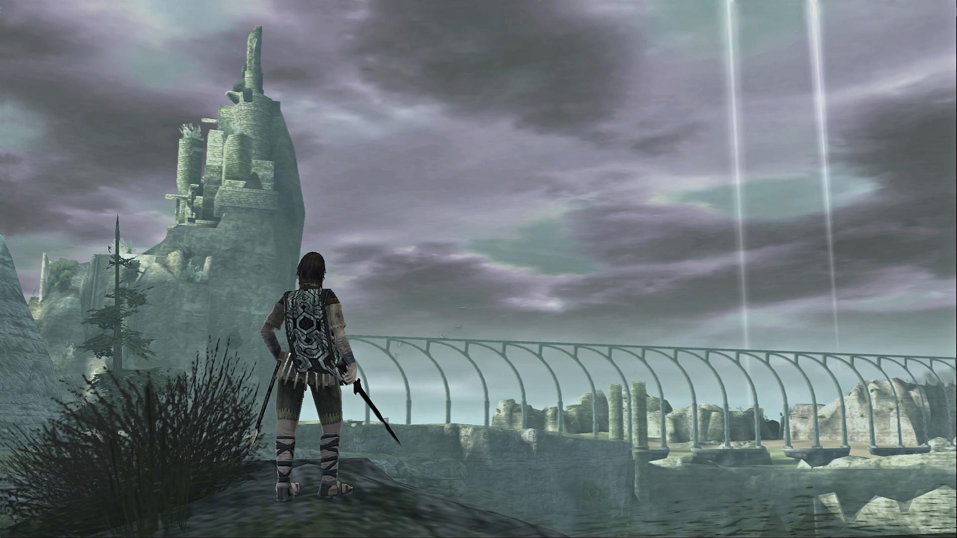 Wander mirando la tierra prohibida