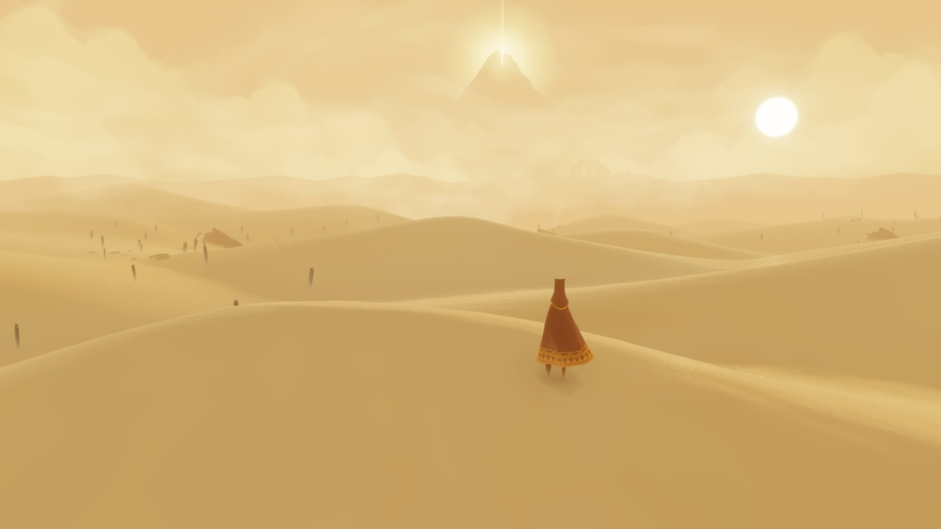 Captura de pantalla de Journey