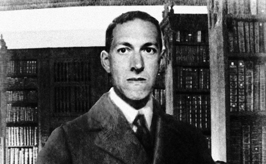 Foto de H.P. Lovecraft