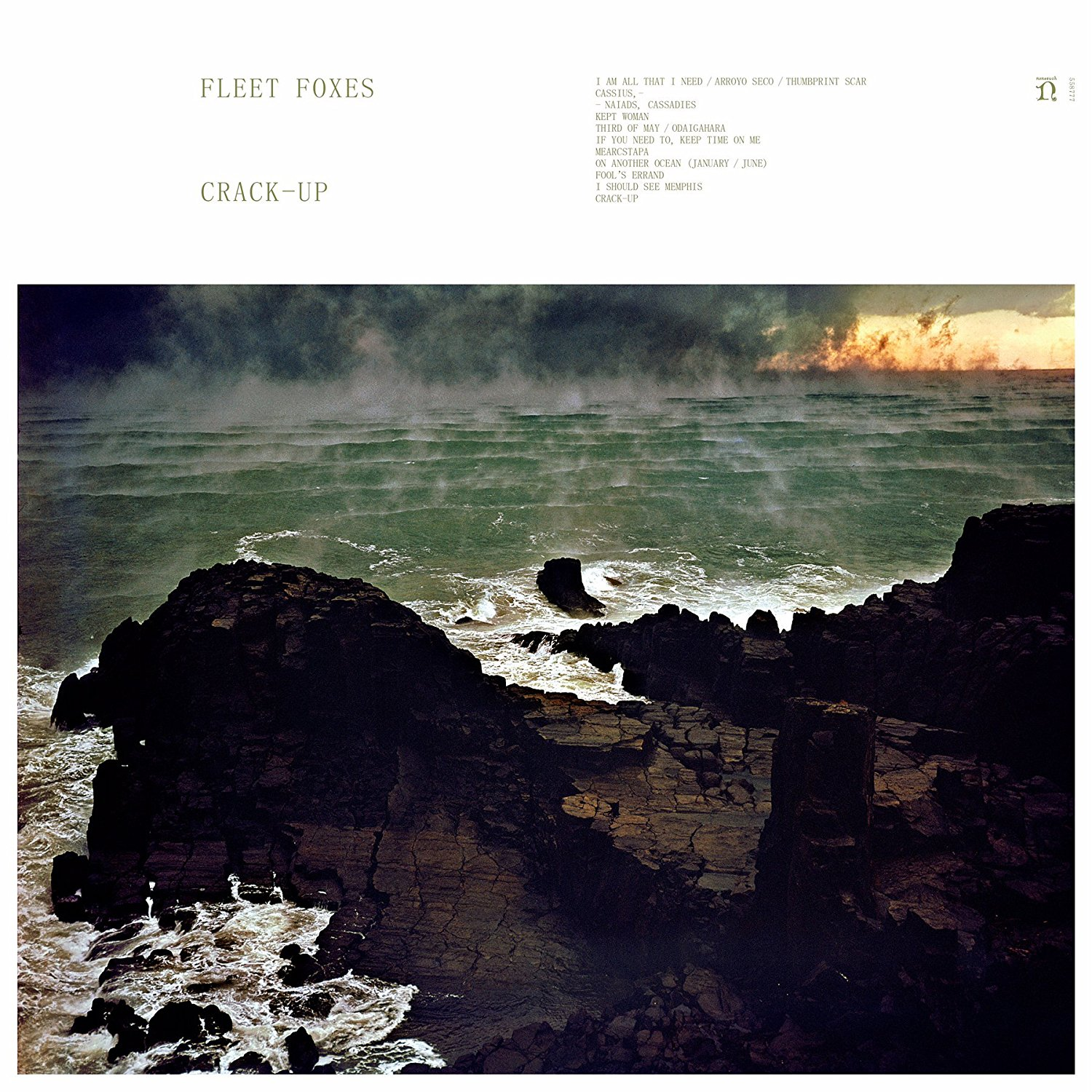 Crack Up - Fleet Foxes