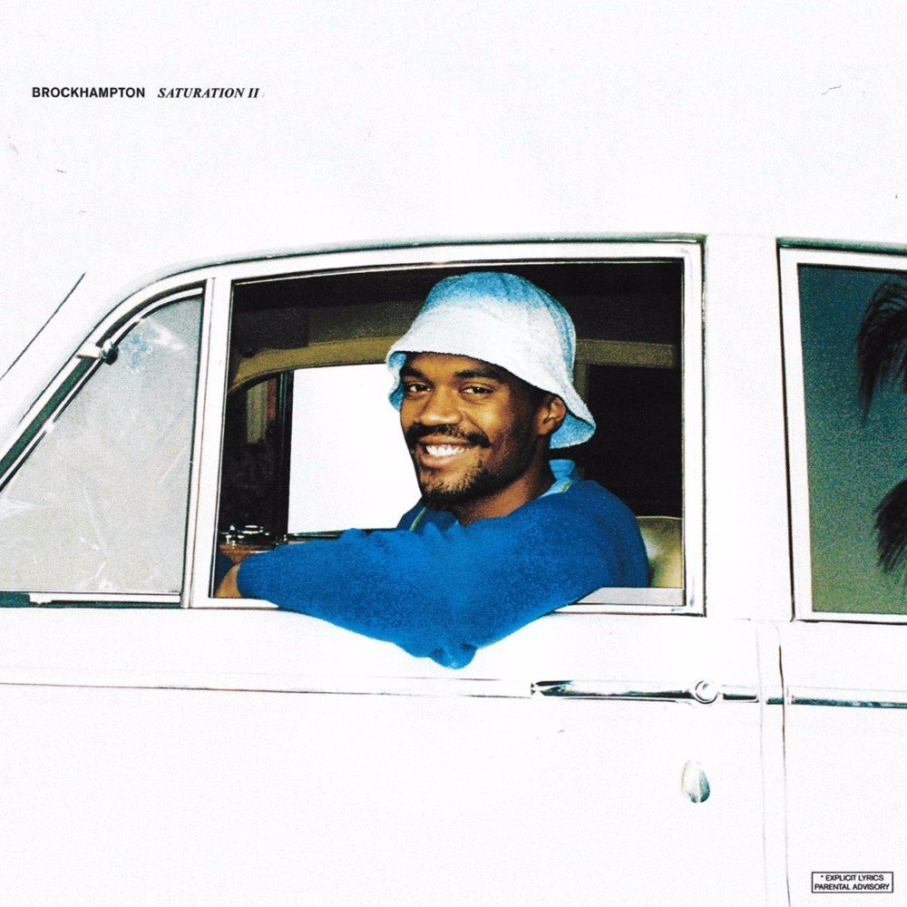 Saturation II - Brockhampton