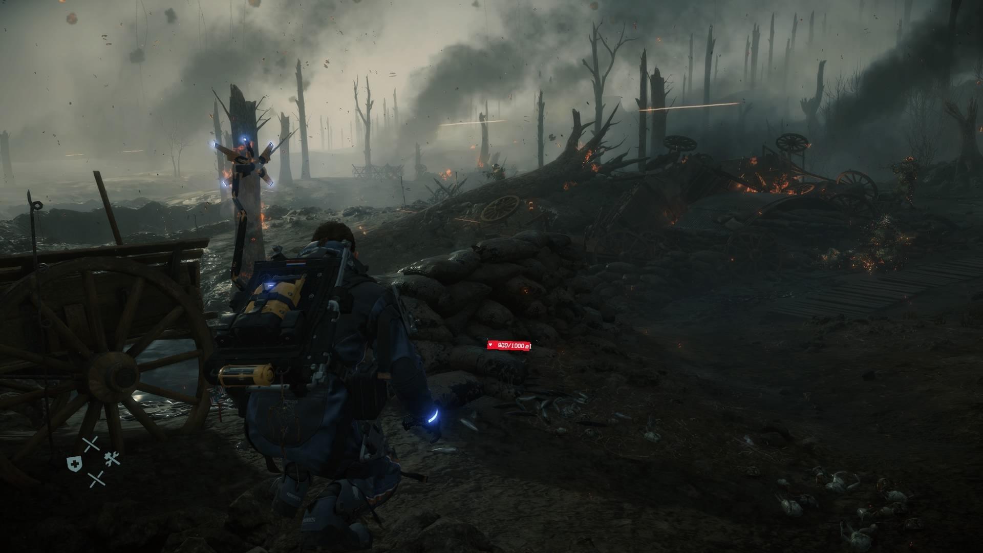 Campo de batalla fantasmal