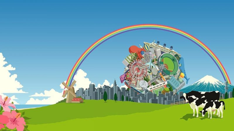 Katamari Damacy Artwork