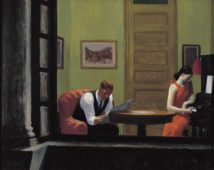 Pintura de Hopper
