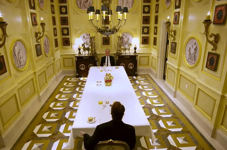 Anthony Bourdain en Caesar's Palace