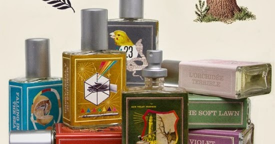 Perfumes de Imaginary Authors